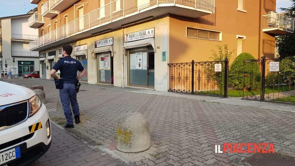 uomo caduto balcone via veneto 07-2