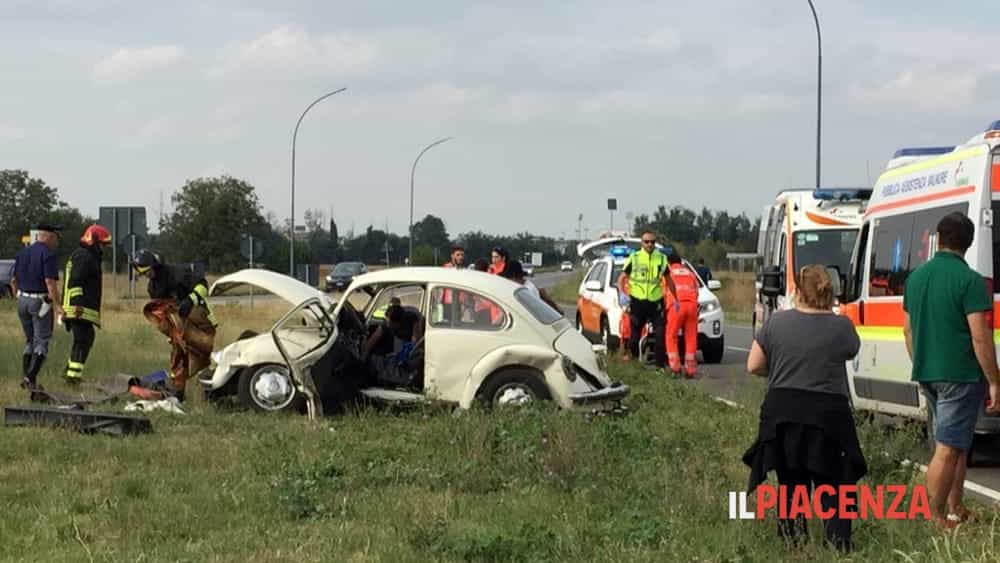 incidente rotonda san bonico 06-2