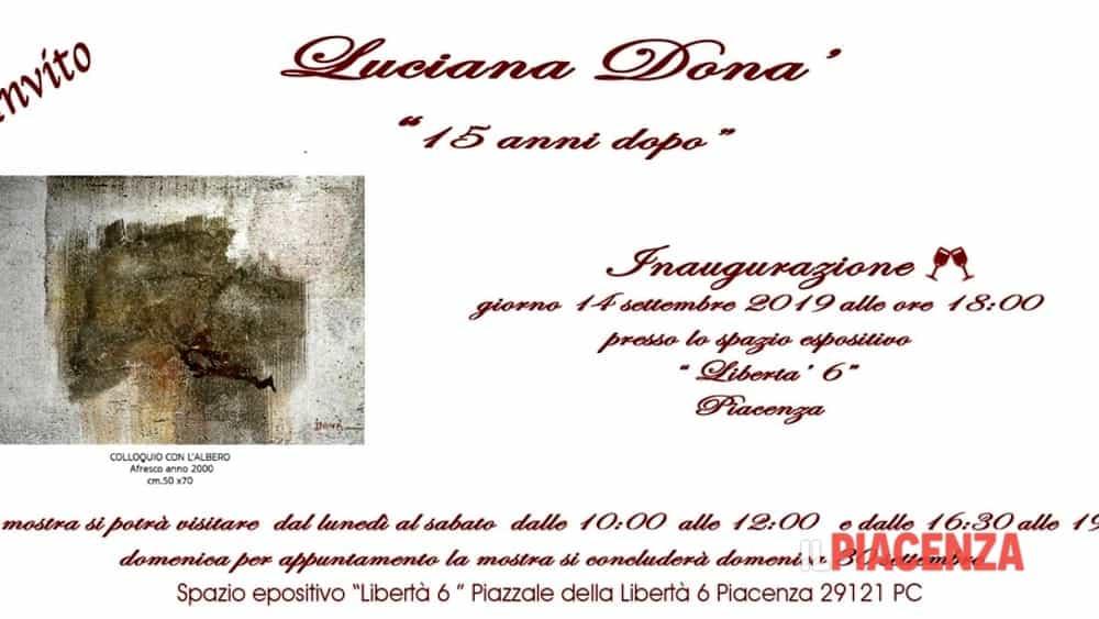 """""""15 anni dopo"""" mostra personale in ricordo di luciana donà-2"""