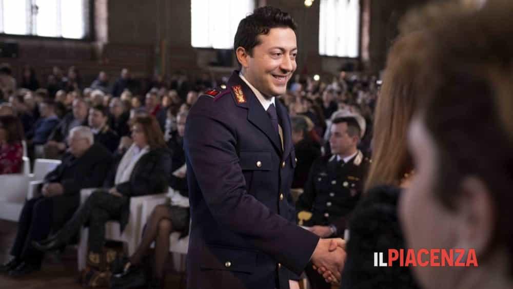 A palazzo Gotico la cerimonia per i nuovi 204 vice ispettori