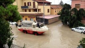 Alluvione- Roncaglia nel fango ©Gatti-IlPiacenza