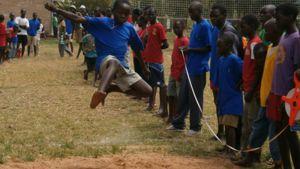 foto 2 - un momento delle speciali Olimpiadi a Moroto-3