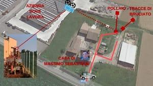 piantina casa massimo sebastiani omicidio pomarelli-2