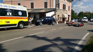 incidente motociclisti sant'antonio castellerquato 02-2