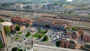 stazione piazzale marconi veduta-2
