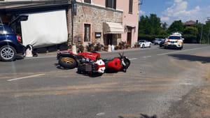 incidente motociclisti sant'antonio castellerquato 03-2
