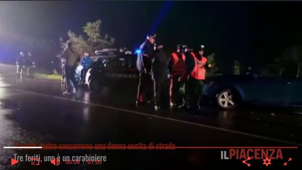 video incidente castelvetro-2