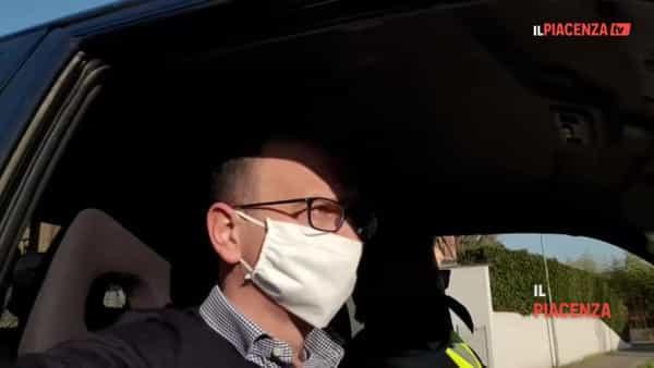"""Il sindaco Quintavalla: """"Il coronavirus sta uccidendo tante persone, anche a Castelvetro"""""""