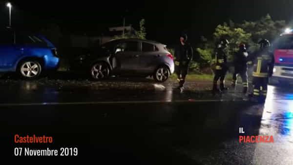Travolti durante i soccorsi, ferito anche un carabiniere