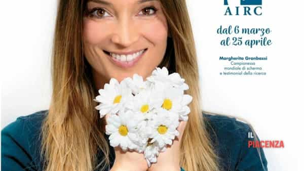 """Il Germoglio, """"Margherita per Airc... un fiore per la ricerca"""""""