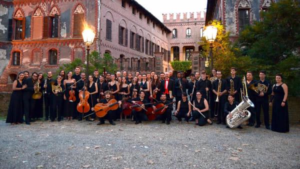 Galleria Alberoni, concerto della Monferrato Classic Orchestra