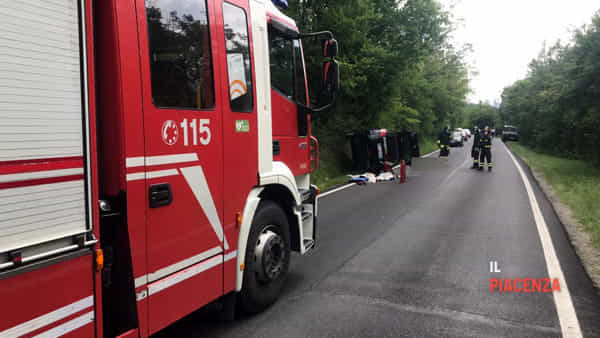 incidente mortale ferriere 14-2