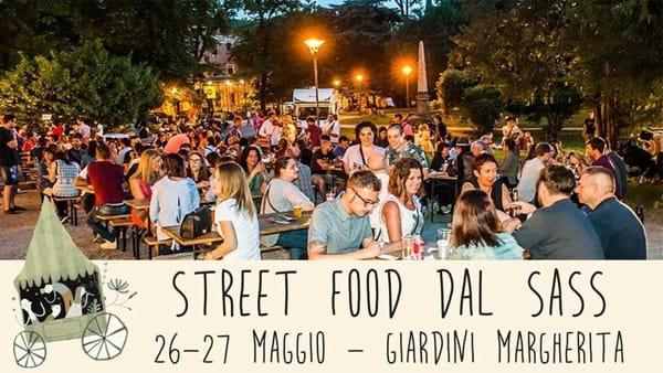 Giardini Margherita, Street Food dal Sass