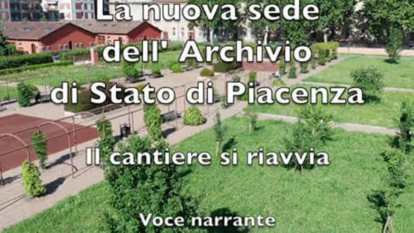 Archivio di Stato, passeggiata virtuale nella nuova sede