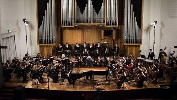 Allegro con Brio, alla Sala dei Teatini Orchestra e Coro del Conservatorio