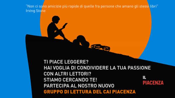 Libri e montagna. nasce il gruppo di lettura CAI Piacenza