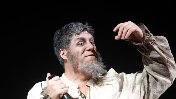 Falstaff, debuttano il regista Leonardo Lidi e il baritono Luca Salsi