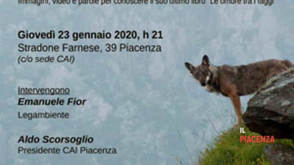 """""""Sul sentiero del lupo"""", incontro con il fotografo Paolo Rossi"""
