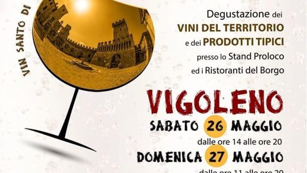 """Vigoleno, Rassegna dei vini e dei prodotti tipici """"Vinoleno"""" 2018"""