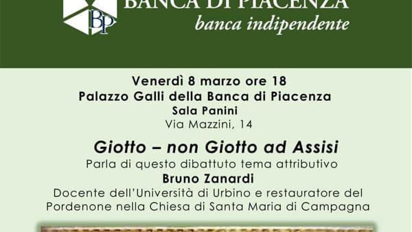 """Palazzo Galli, """"Giotto - non Giotto ad Assisi"""""""