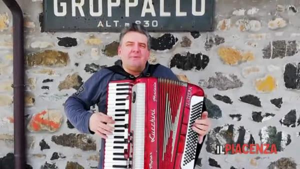 """La fisarmonica di Alberto Kalle: «Non è soltanto uno strumento """"da osteria""""»"""