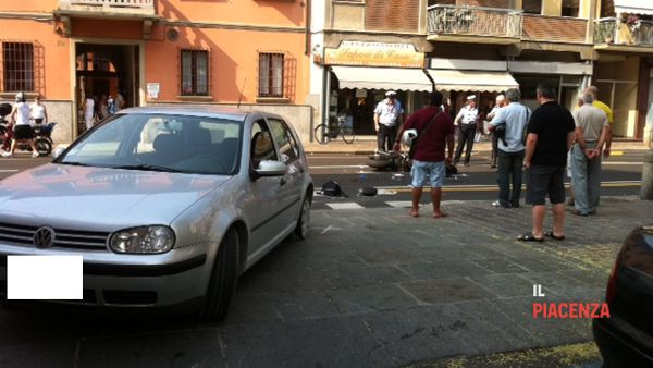 Incidente sullo Stradone