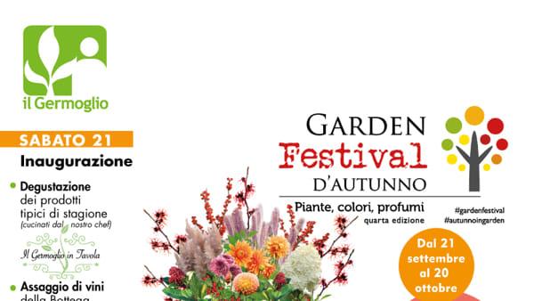 Il Germoglio, Garden Festival d'Autunno 2019