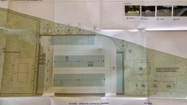 Progetto lavori centro sportivo Lugagnano-3