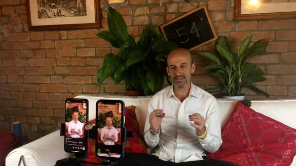 Meditazioni quotidiane online al tempo del CoVid19