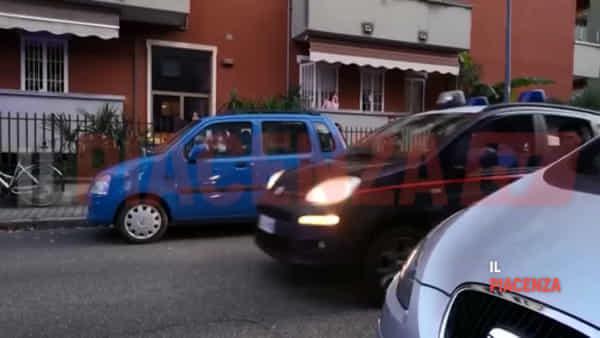 Folle inseguimento e arresto, i carabinieri applauditi dalla gente