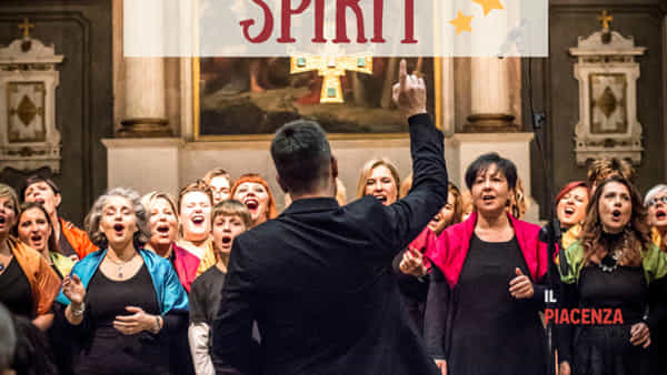 """Christmas Spirit"" a Travo, Spirit Gospel Choir in concerto"