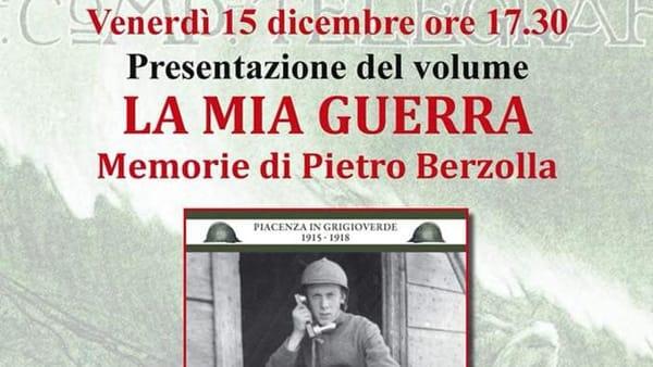 """Politecnico, """"La mia guerra - Memorie di Pietro Berzolla"""""""