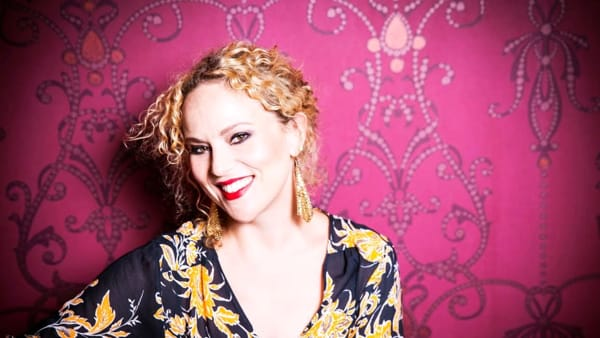 Tamara Kuldin, affascinante vocalist australiana sabato sera al Milestone