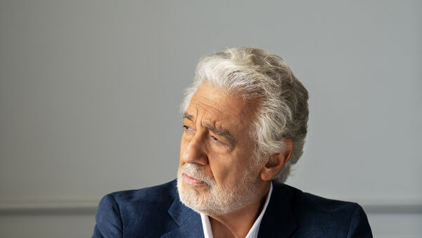 Placido Domingo. Credit Fiorenzo Niccoli