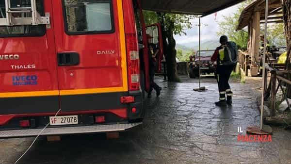 ricerche disperso protezione civile vigili del fuoco 01-2