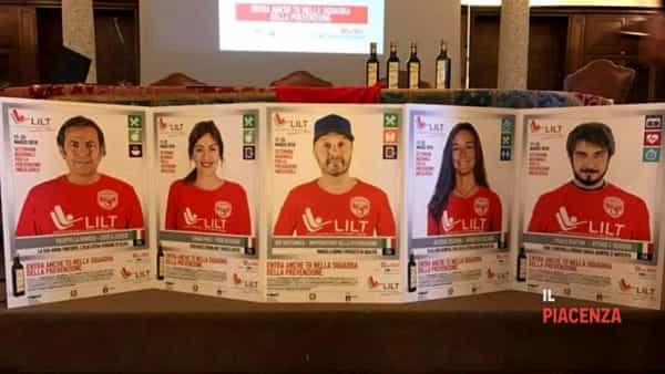 Lilt ospedale testimonial prevenzione tumori 2018