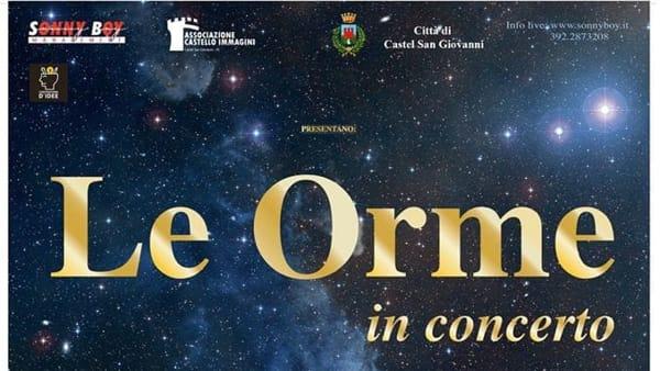 "Castel San Giovanni, Le Orme in ""The Last World Tour"""