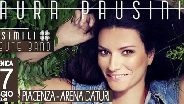 Arena Daturi, Laura Pausini Simili Tribute Band