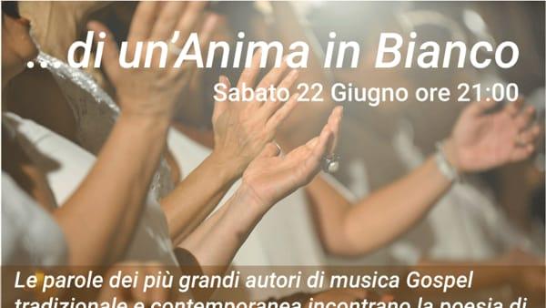 """...di un'Anima in Bianco"", Spirit Gospel Choir e Manicomics per la prima volta insieme"