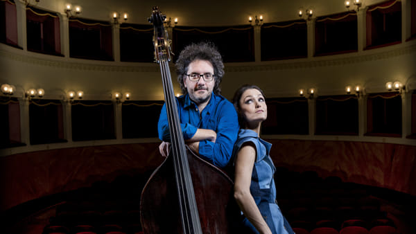 Summertime in Jazz, il duo Musica Nuda a Rivergaro