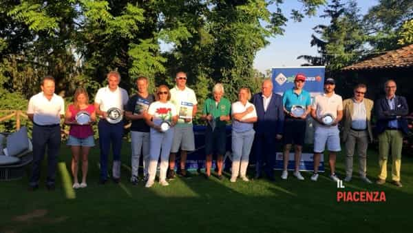 Aci-golf 2019 al Croara country club: ecco i premiati