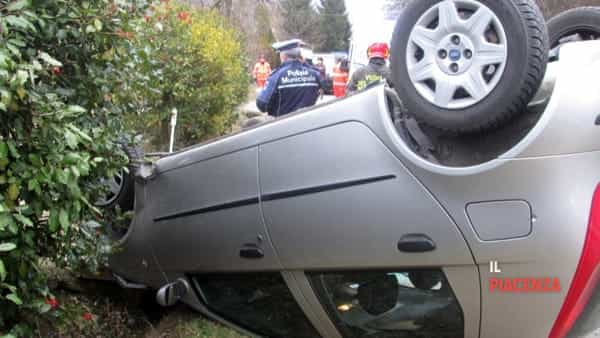 incidente mortale sariano gropparello 01-2