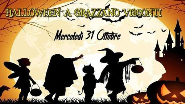 Halloween 2018 a Grazzano Visconti