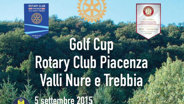 Golf Croara Country Club a sostegno dell'Hospice di Piacenza