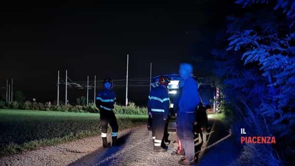 118 binari treno notte carabinieri vigili del fuoco 2019-3
