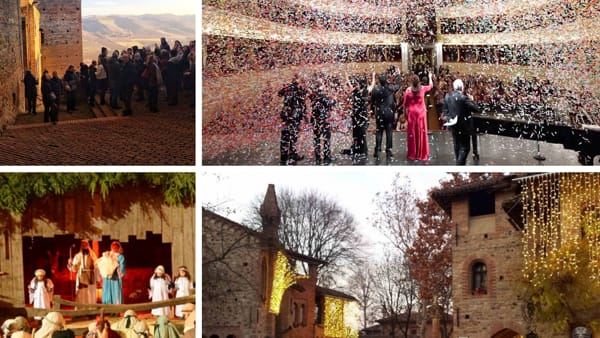 Mercatini, presepi e brindisi a Parma, Piacenza e Reggio Emilia