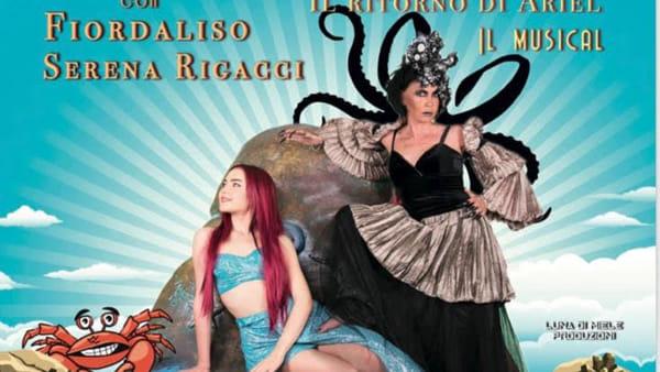 """Teatro Politeama, """"La Sirenetta - Il ritorno di Ariel"""""""