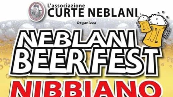 Nibbiano, Neblani Beer Fest 2017