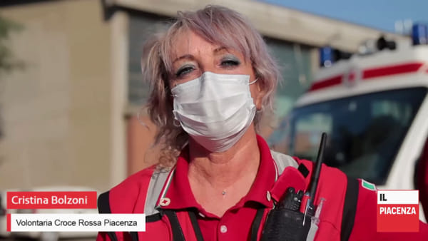 «Il pianto degli infermieri, che voi non vedete, ci accompagna in ogni momento»
