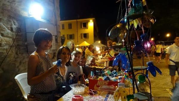 Travo Vintage, torna il mercatino in Piazza Trento